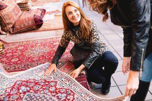 area rug repair company