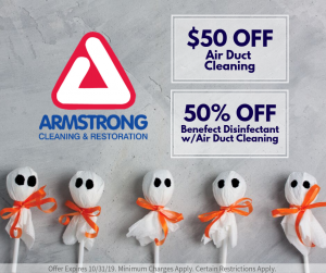 october cleaning specials