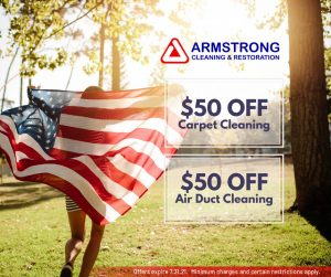 July 2021 Armstrong Specials