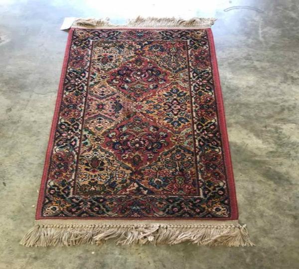 area rug fringe repair