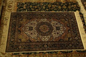 oriental rug cleaning process
